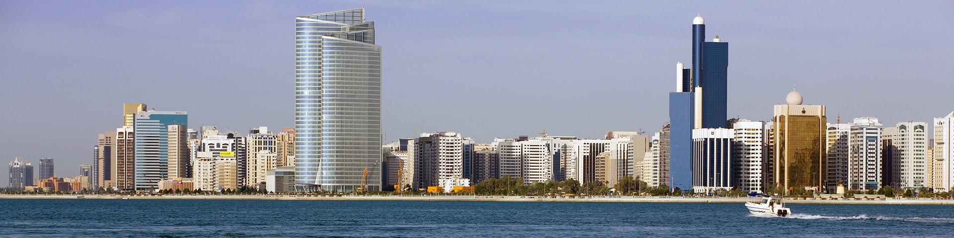 AbuDhabi Corniche