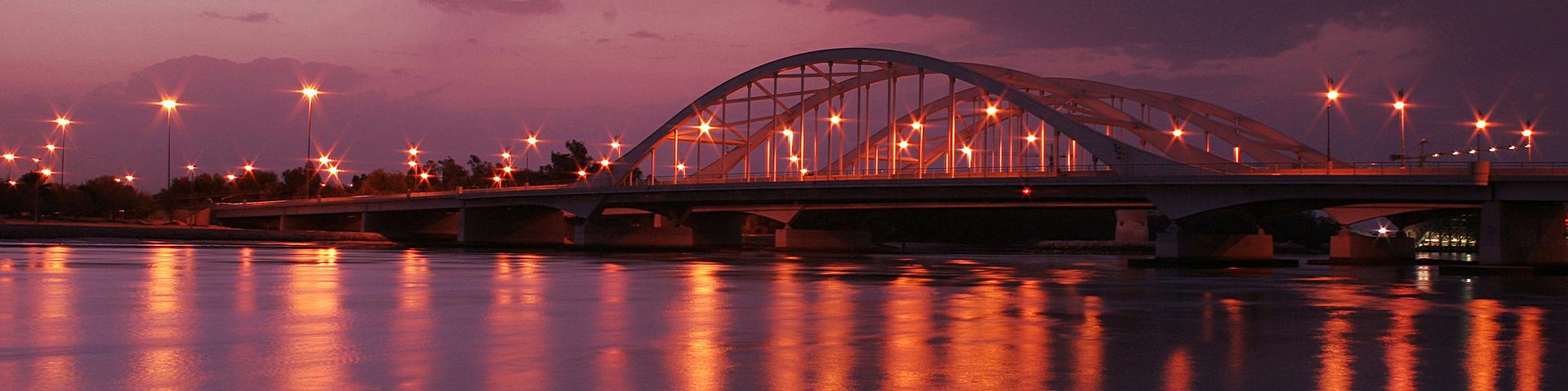 AlMaqta Bridge