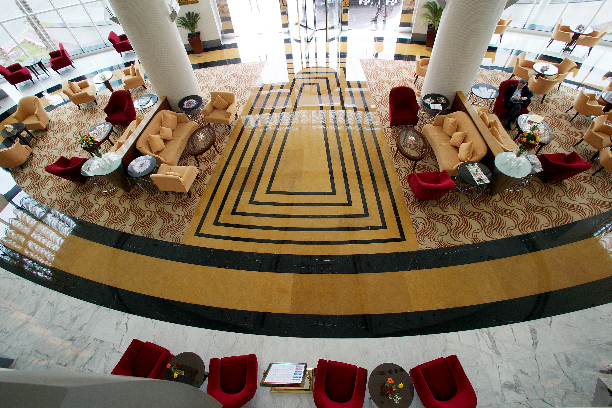 Concorde Hotel Exterior Swimming Pool Lobby