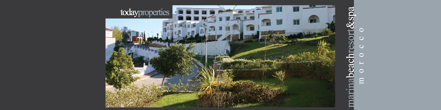 Marina Beach Resort & Spa – Morocco
