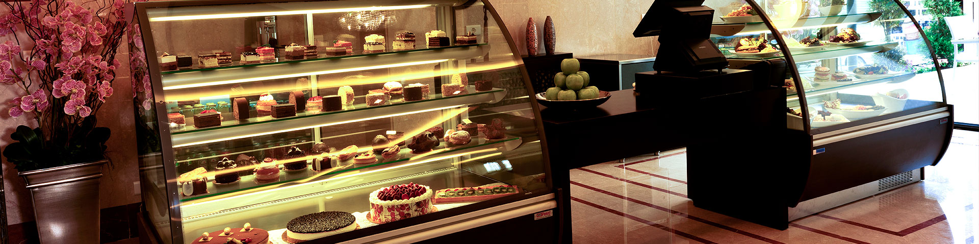 T-Garden Pastries Selection